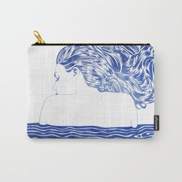 Water Nymph LXII Carry-All Pouch