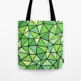 FILL ME IN - GREEN Tote Bag