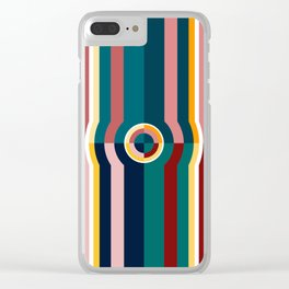 Long Wait Clear iPhone Case