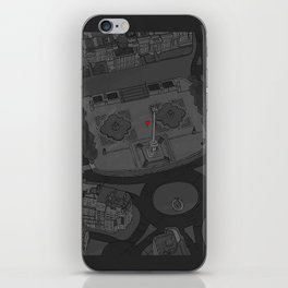 Trafalgar square iPhone Skin