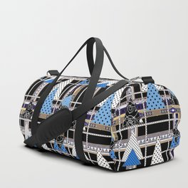 Midnight fantasy , abstraction Duffle Bag