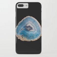 Blue Geode Slim Case iPhone 7 Plus