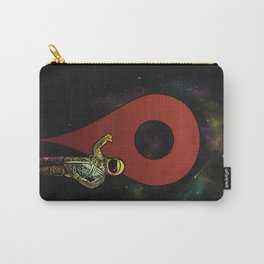 Destination Marked! Carry-All Pouch