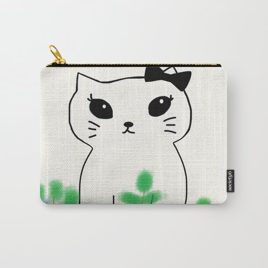 cat-436 Carry-All Pouch
