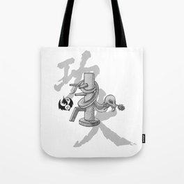 KungFu Zodiac - Snake Tote Bag