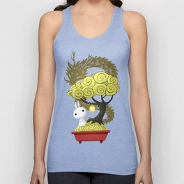 Bonsai Bunny Unisex Tank Top