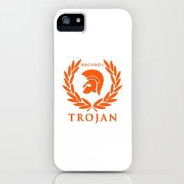 Trojan Records iPhone Case