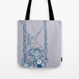 What's the Matter of Time? Tote Bag