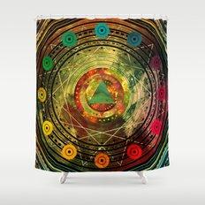 Cosmos MMXIII - 08 Shower Curtain