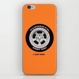 Keep on Rollin' - #3 Slot Mag iPhone Skin
