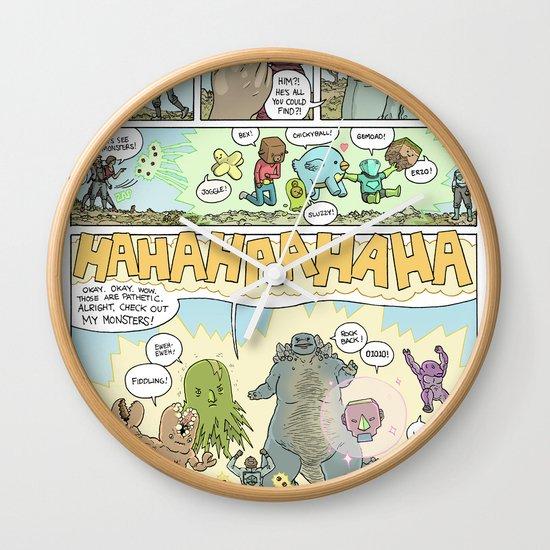 GAMMA page 7 Wall Clock