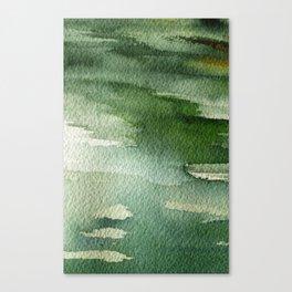 Flot Canvas Print