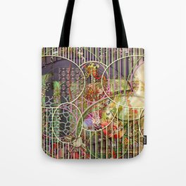 The Relative Frequency of the Causes of Breakage of Plate Glass Windows (1) Tote Bag