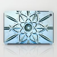 snowflake iPad Cases featuring Snowflake by Jerel Cardona