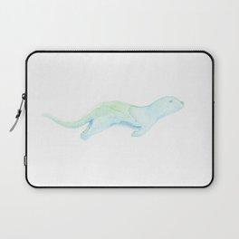 Les Animaux: Sea Otter Laptop Sleeve