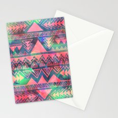 Techno Native Stationery Cards