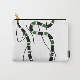Snakey Nakey Carry-All Pouch