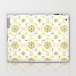 Vintage Peranakan Tiles Laptop & iPad Skin