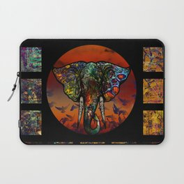 Elephant 1 Laptop Sleeve