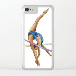 I'm on the outside looking through Clear iPhone Case