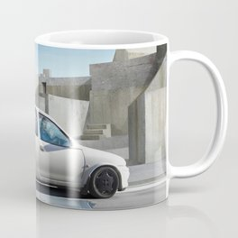 Is that concrete all around or is it in my head? Coffee Mug