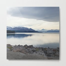 Mt. Cook Metal Print