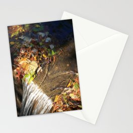 At the Top of the Spillway Stationery Cards