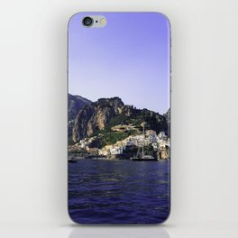 Jewel of the sea iPhone Skin