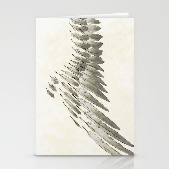 Wing Stationery Cards