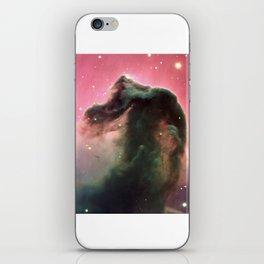 """Horsehead"" Nebula Society6 Planet Prints iPhone Skin"
