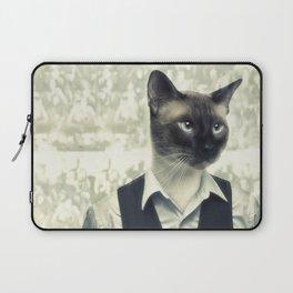 Fancy Cat Laptop Sleeve