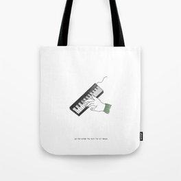 Je-te-aime-fa-sol-la-si-doux Tote Bag
