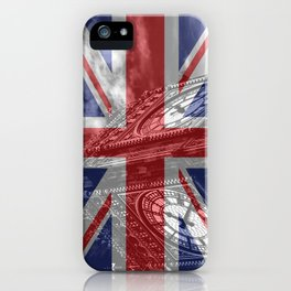 Big Ben - UK Flag iPhone Case