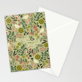 Bright & Joyful Stationery Cards