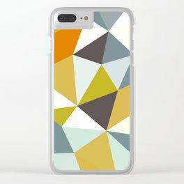 Safari Tris Clear iPhone Case