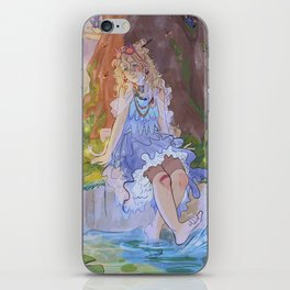 Luna Lovegood iPhone Skin