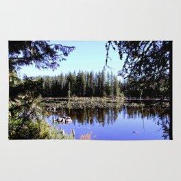 Trillium Lake Rug
