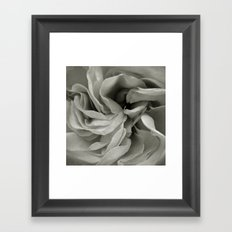 'FLUID' Framed Art Print