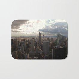 New York Skyline 1 Bath Mat