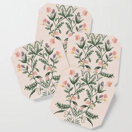 Modern Folk Art Coaster