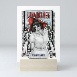 Honeymoon Mini Art Print