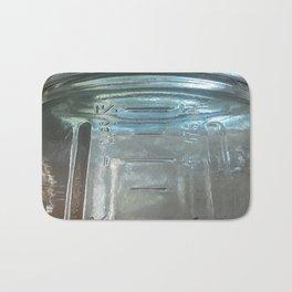 Mason jar Bath Mat