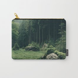 Forest Field - Landscape Photography Carry-All Pouch