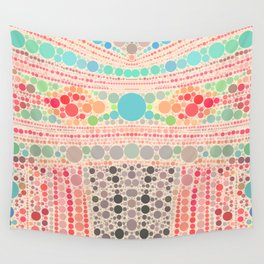 Big bubbles Wall Tapestry
