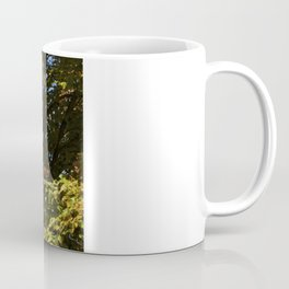 The Leaves Were Smiling at Me, and I Didn't Even Know Coffee Mug