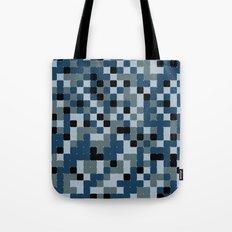 Pixelated Camo Alternate Tote Bag