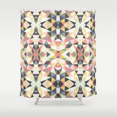 Deco Tribal Shower Curtain