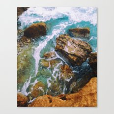 Waves pt. 1 Canvas Print
