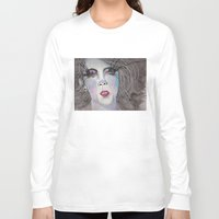 water color Long Sleeve T-shirts featuring WATER COLOR by TKB3