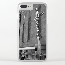 Neglect DPGPA151027a-14 Clear iPhone Case